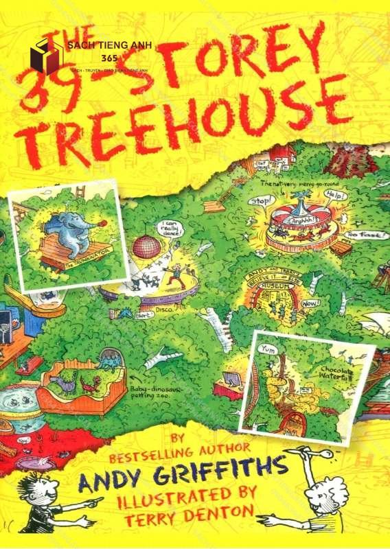 39 Storey Treehouse