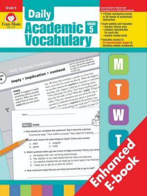 Daily Academic Vocabulary 5 (1)