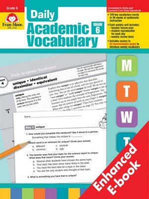 Daily Academic Vocabulary 6 (1)