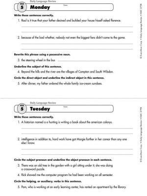 Daily language review 8 (3)