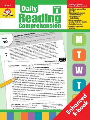 Daily-Reading-Comprehension