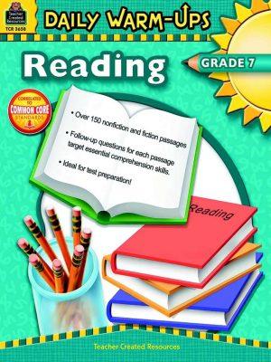 DAILY WARM-UPS READING Grade 1-8