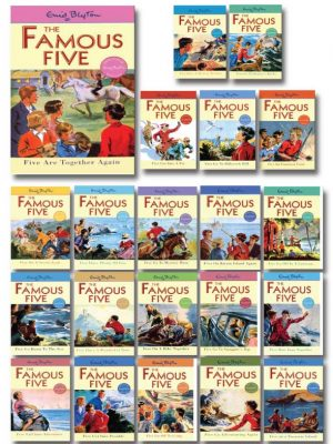 Famous Five All Cover