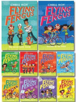 Flying Fergus All Cover