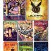 Harry Potter Full Cover 8