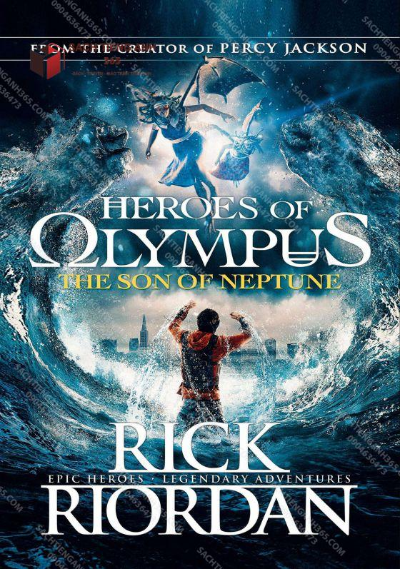 Heroes Of Olympus (1)