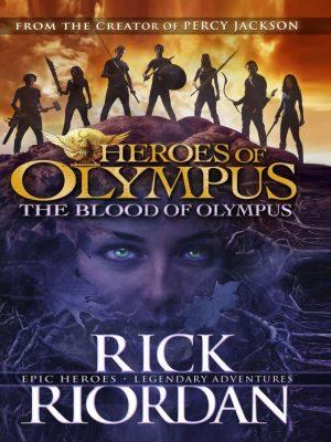 Heroes Of Olympus (2)