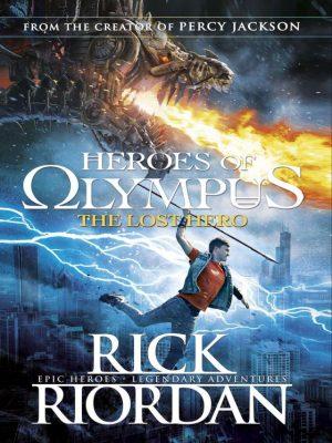 Heroes Of Olympus (3)