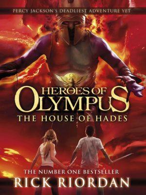 Heroes Of Olympus (4)