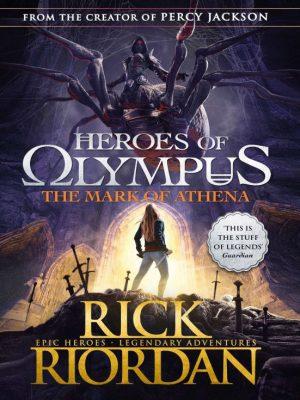 Heroes Of Olympus (5)
