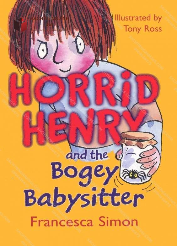 Horrid Henry (3)