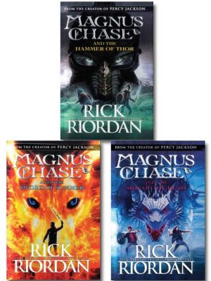 Magnus Chase All Cover