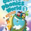 Oxford Phonics World 1 (Student book + Workbook)