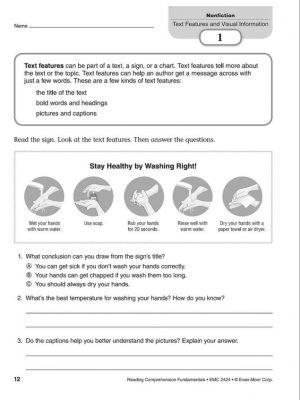 Reading Comprehension Fundamentals 4 (5)