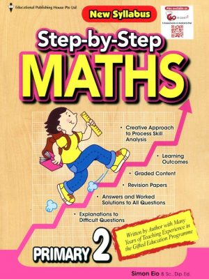 Step by Step MATHS Primary 2