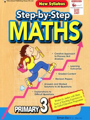 Step by Step MATHS Primary 3
