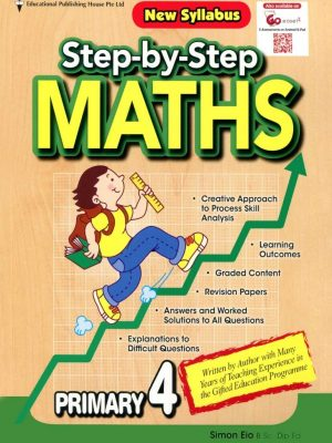 Step by Step MATHS Primary 4
