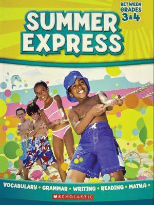 [Sách] Summer Express Between Grades 3 & 4