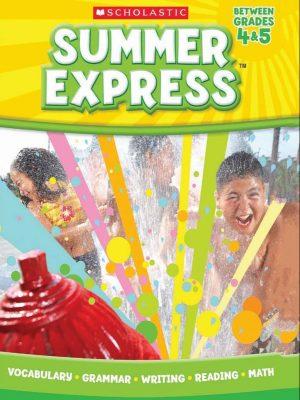[Sách] Summer Express Between Grades 4 & 5