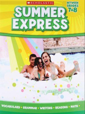 [Sách] Summer Express Between Grades 7 & 8