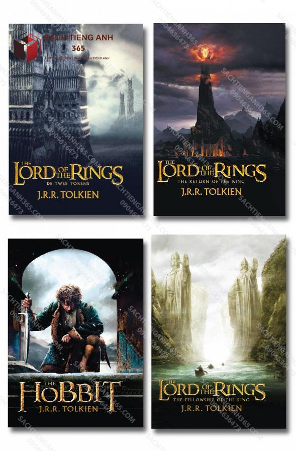 The Lord Of The Rings All Cover