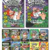 Captain Underpants All Cover