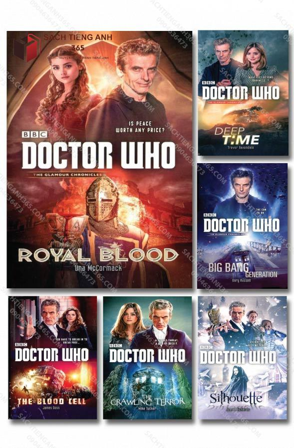 Doctor Who All Cover