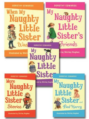 Naughty Little Sister All Cover