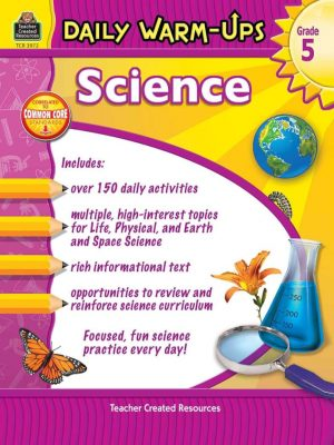 Daily warm up science 5 (1)