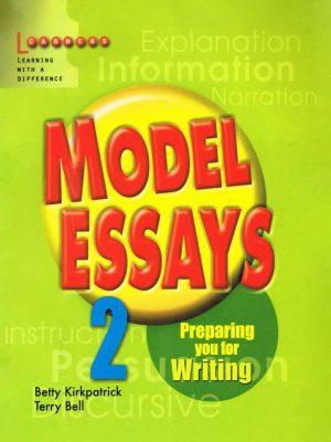 Model Essay 2