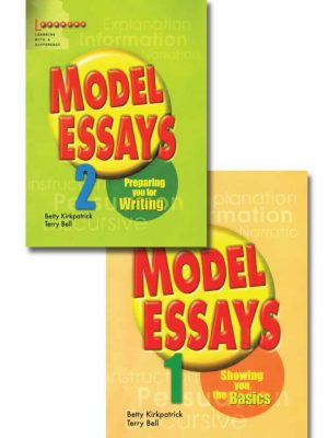Model Essays All Cover