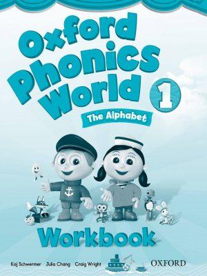 Oxford Phonics World 1 Workbook_001