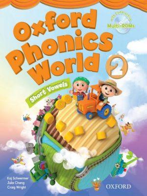 Oxford Phonics World 2 Student Book_001