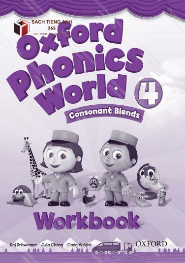 Oxford Phonics World 4 Workbook_001