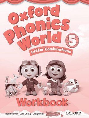 Oxford Phonics World 5 Workbook_001
