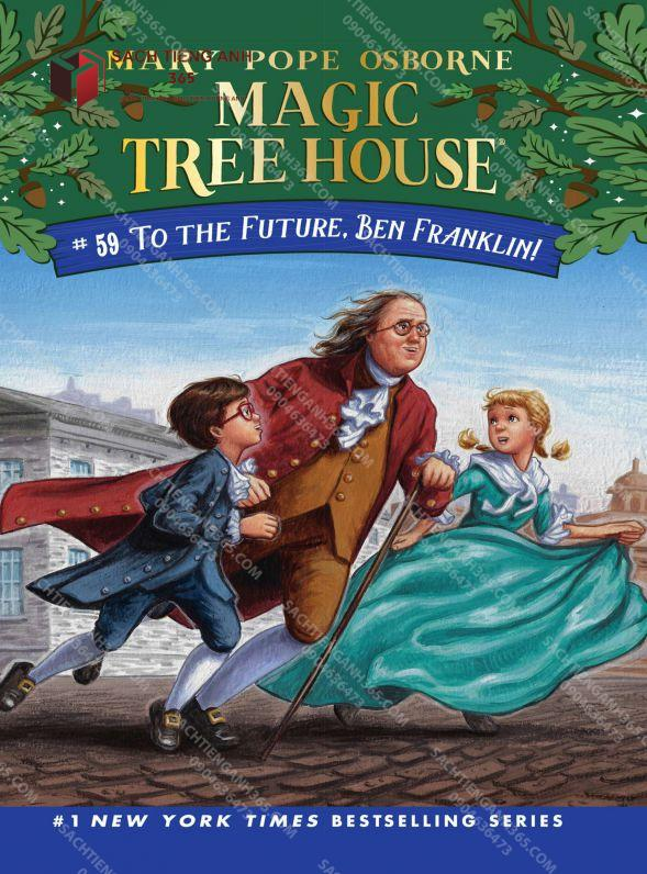 Magic Tree House(55 61) (5)