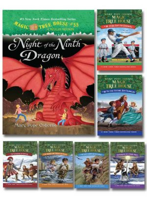 Magic Tree House(55 61) All Cover