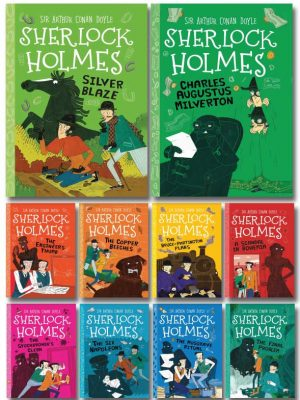 Shelock Holmes 2 All Cover