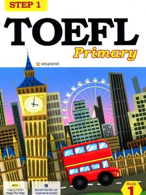 Toefl primary Step 1 Book 1 (1)
