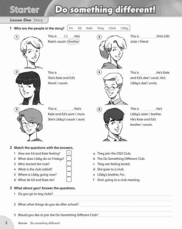 Family and Friends 5 Workbook 2nd full_002