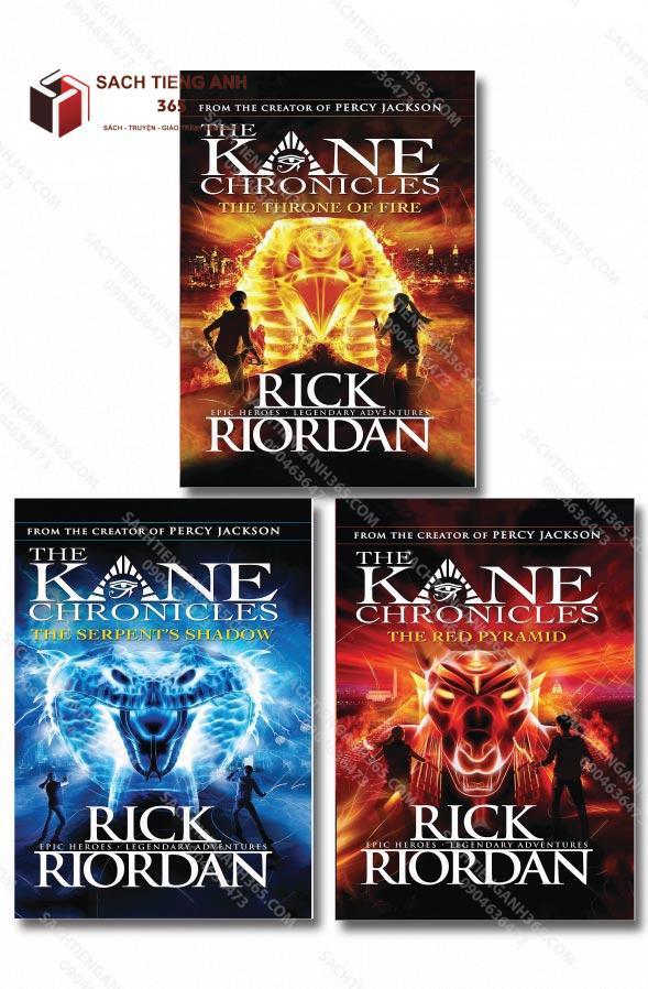 Rich Jodan The Kane Chronicles Full Cover