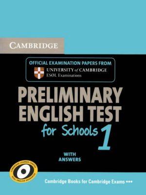 Cambridge Preliminary English Test 1