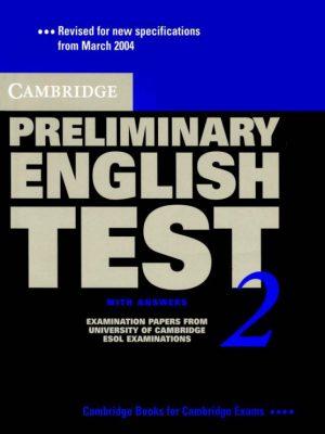 Cambridge Preliminary English Test 2