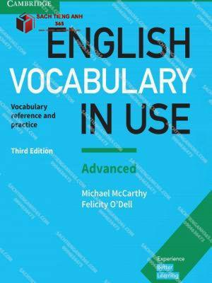English Vocabulary In Use In Use Advanced