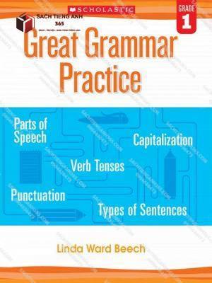 Great Grammar Practice Cover 1
