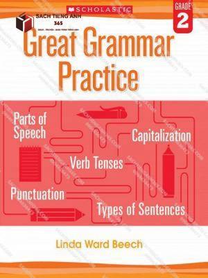 Great Grammar Practice Cover 2